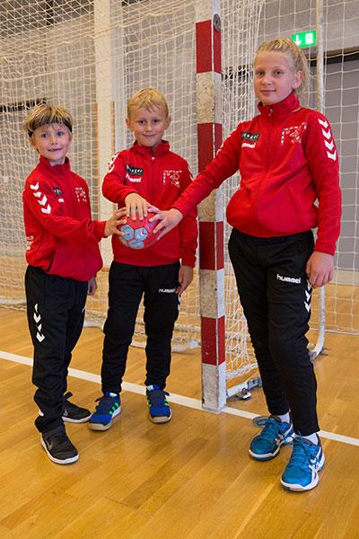 Pressemeddelelse: Vidar-Ulkebøl Håndbold Med Stor Medlemsfremgang