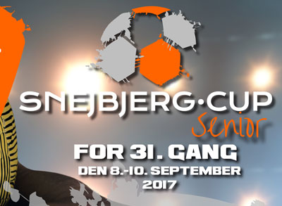 Snejbjerg-Cup 2017 (senior Damer)