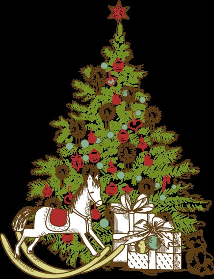 Årets Juletræsfest